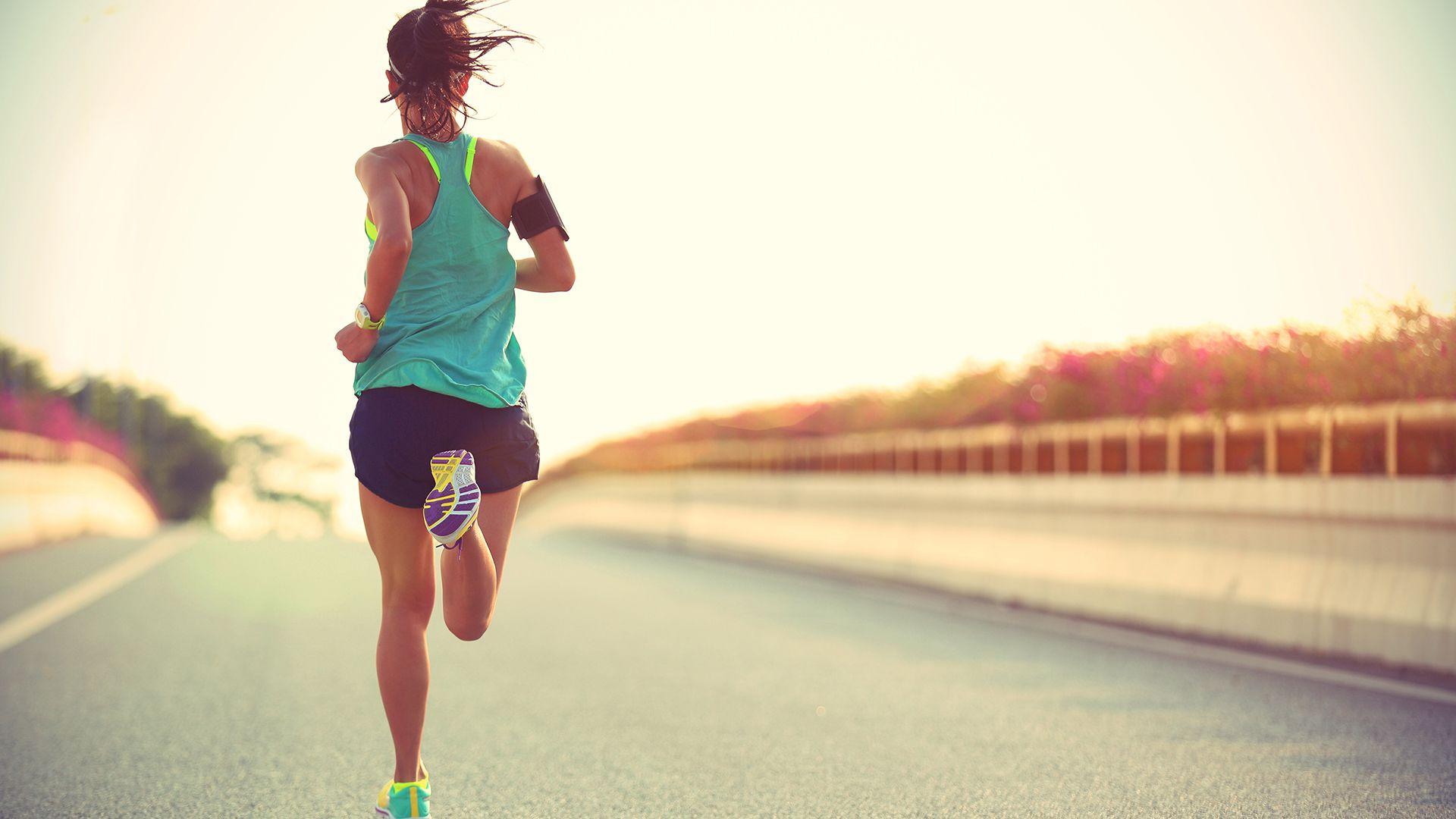 Running: cómo pisar correctamente al correr