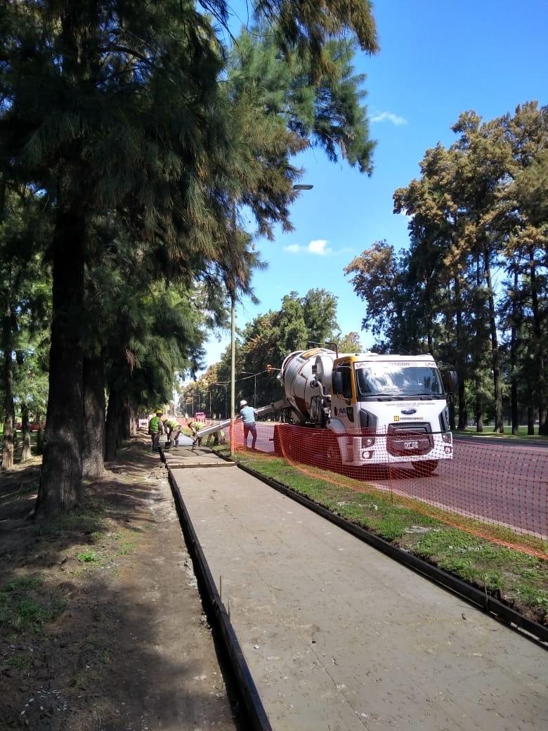 Avellaneda: transitar con precaución en Ruta Nacional 11