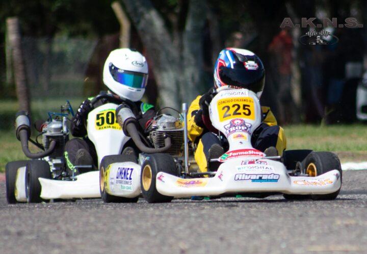 El Karting disputó la 2º fecha del Campeonato de la AKNS
