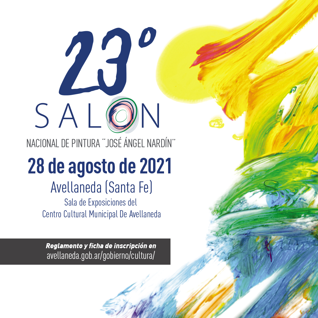 Salón Nacional de Pintura en Avellaneda