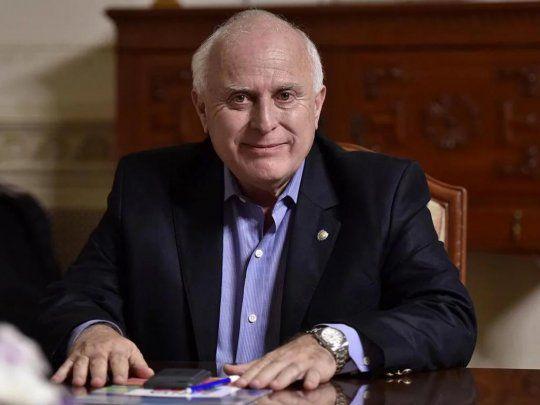 Falleció el ex gobernador Miguel Lifschtiz