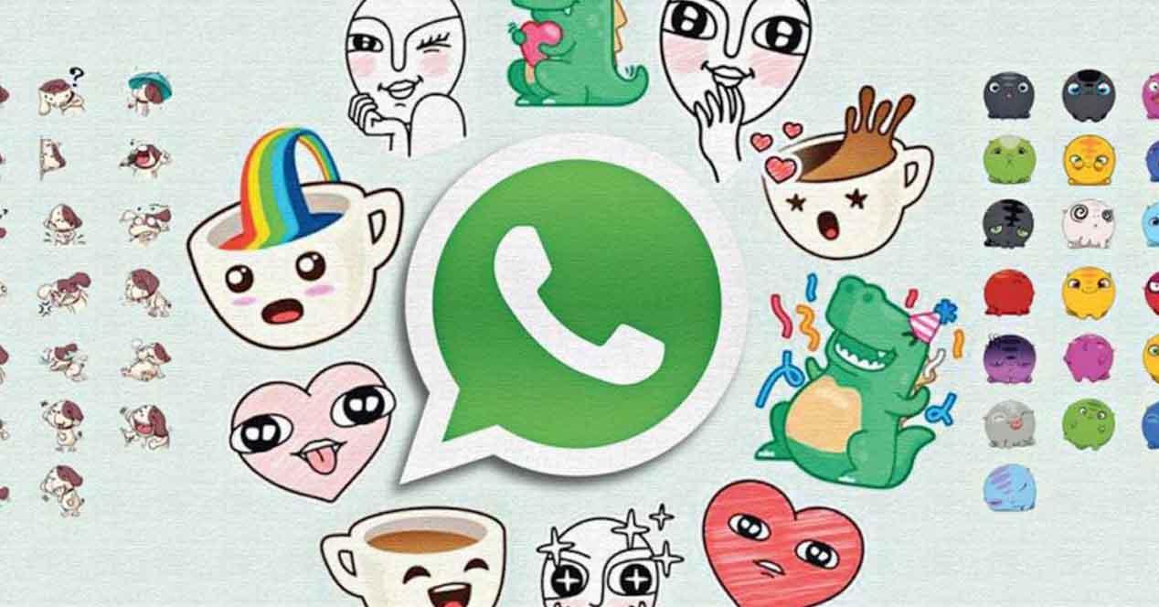 WhatsApp sugerirá automáticamente stickers en los chats
