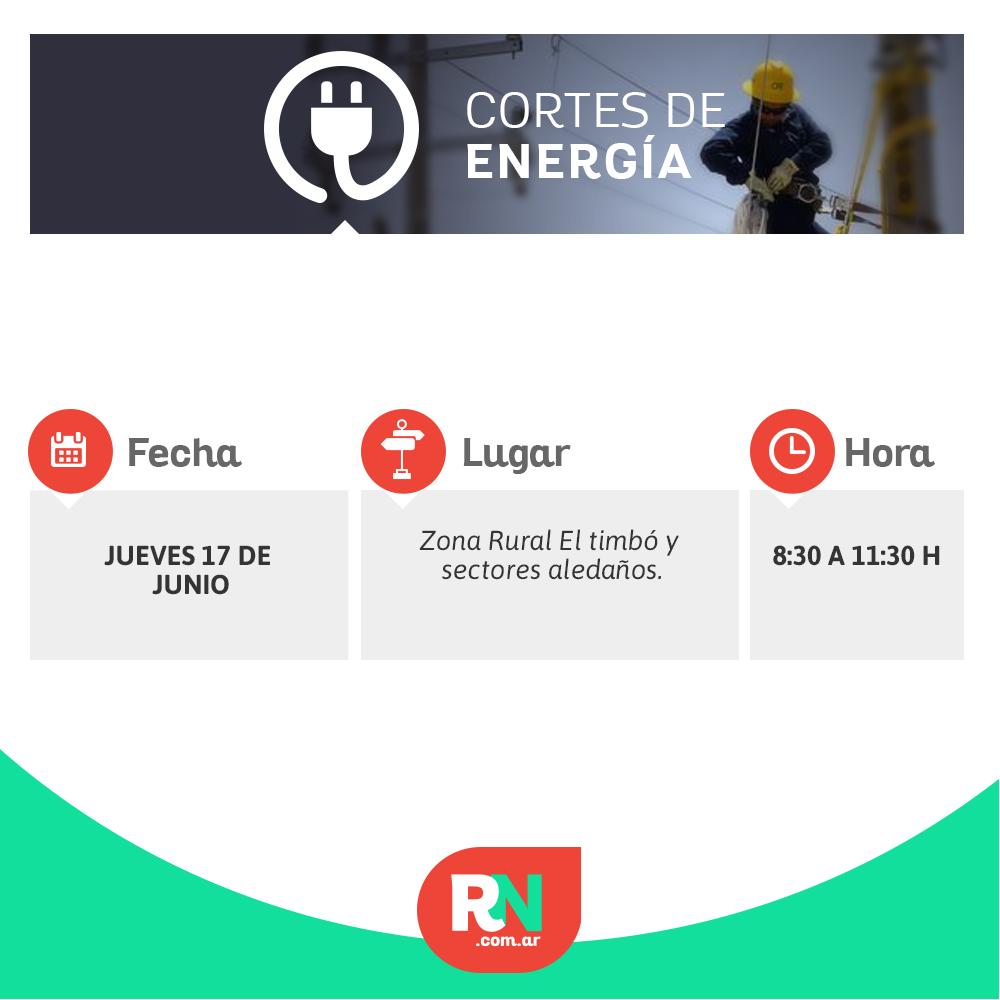 Corte de energía para un sector de Avellaneda