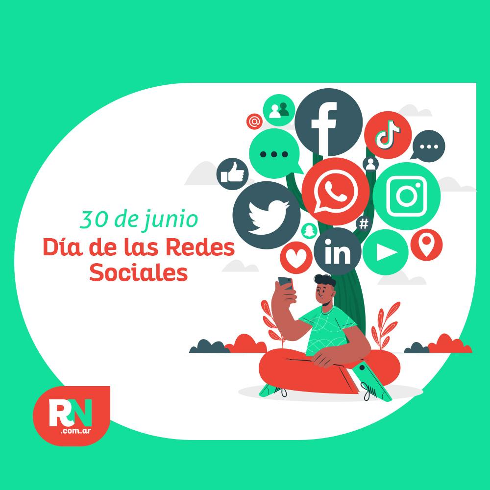 Por qué el 30 de junio se celebra el día de las redes sociales