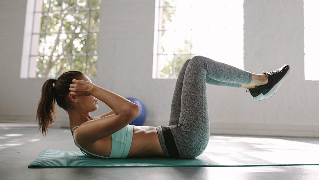 Cuáles son los ejercicios más eficaces para bajar la panza