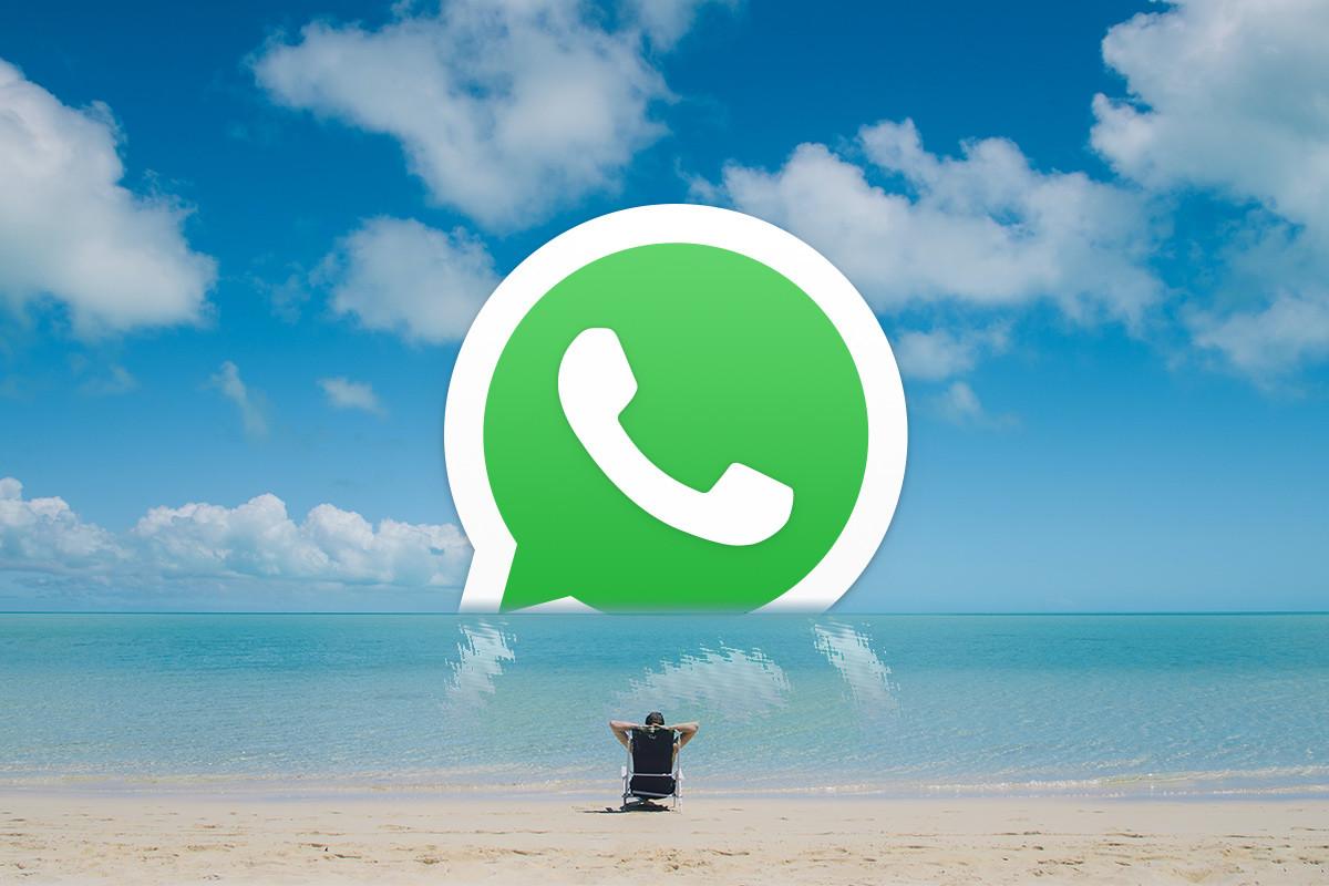 """Llega el """"modo vacaciones"""" a WhatsApp: ¿Cómo activarlo?"""