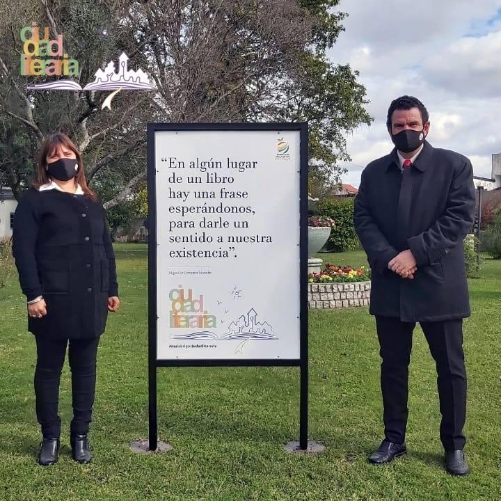 Malabrigo: Ciudad Literaria en la vía pública