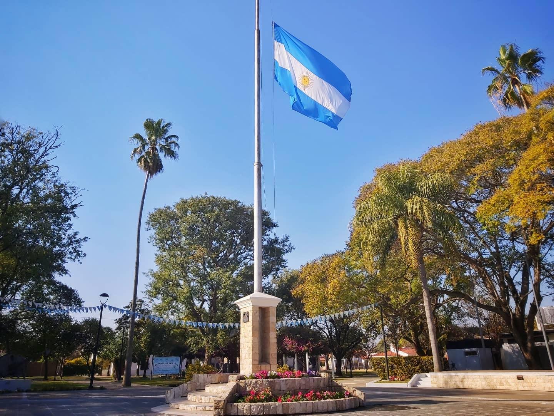 Malabrigo: Acto Oficial, Día de la Independencia