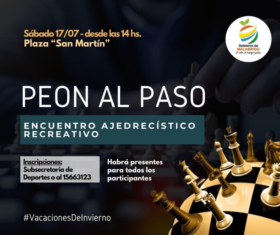 Malabrigo: Encuentro Recreativo de Ajedrez
