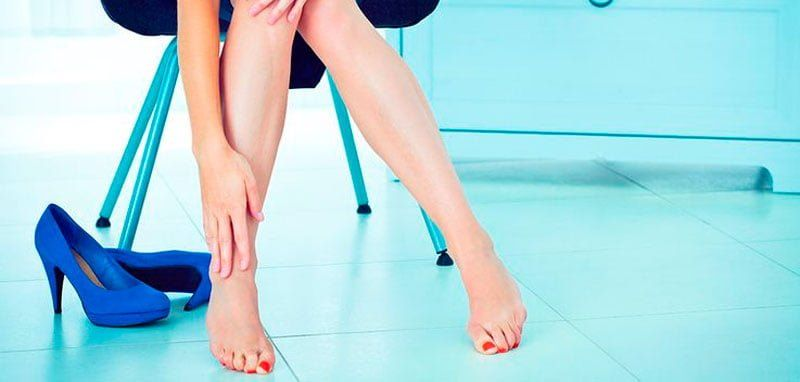 Consejos para aliviar el malestar de las piernas cansadas