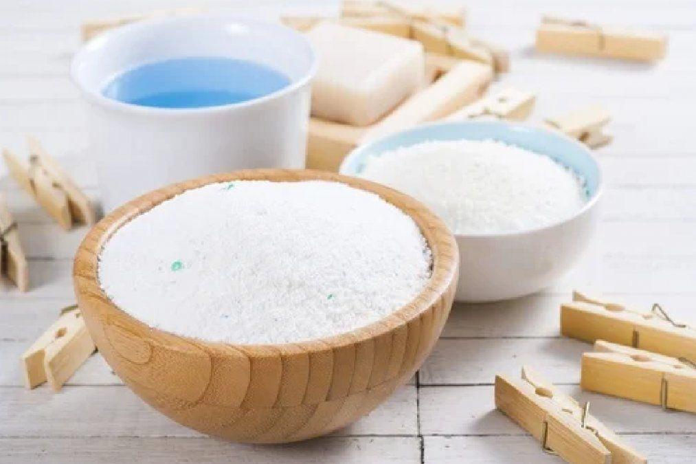 Cómo hacer un detergente ecológico casero