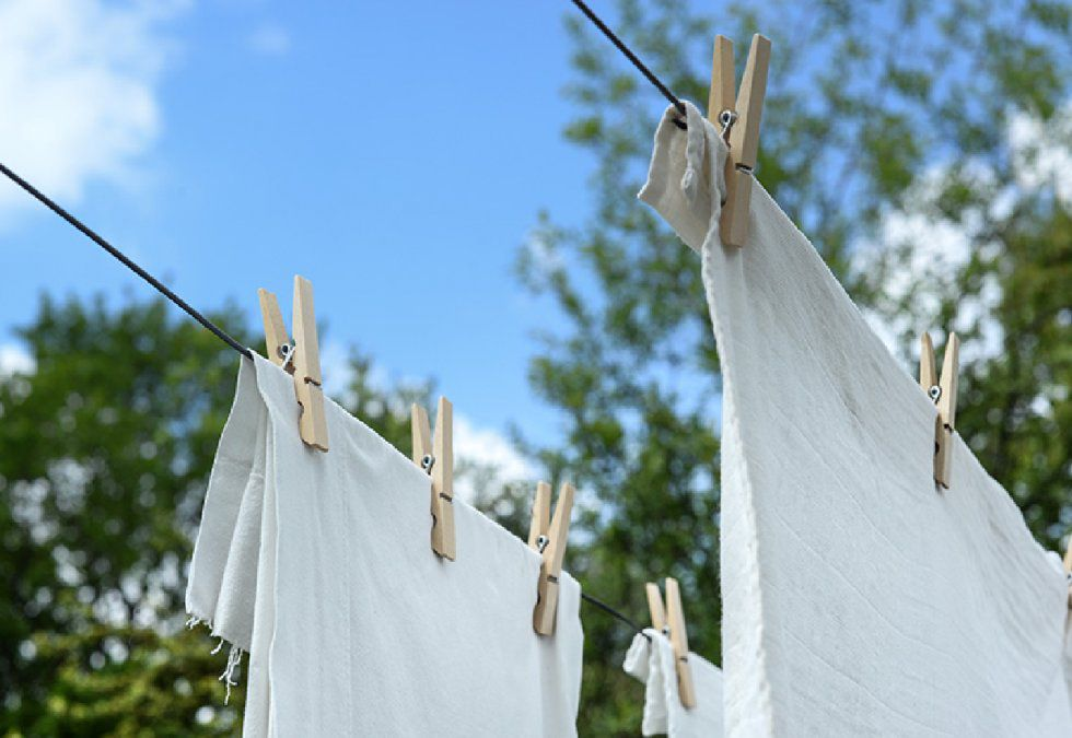 Cómo lavar ropa blanca de forma correcta